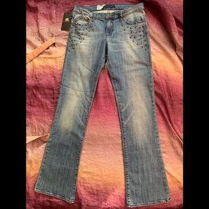 NWT Rock & Republic Kasandra Boot Cut Jeans